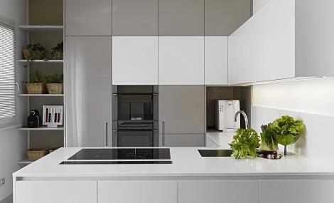 keuken na keukenrenovatie